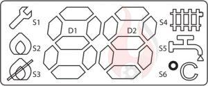 راهنمای استفاده پکیج بوتان cv424s